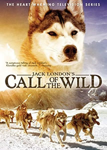 Jack London's Call of the Wild book cover